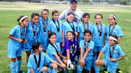 SAN DIEGO — In just its second year of existence, the Imperial Valley Pumas Premier Fútbol Club took four teams to compete in the San Diego Charity Cup over the weekend and brought back two championships and a second-place trophy.