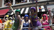 The month of June has included a variety of pride-related events across Chicago in celebration of <a>Gay Pride Month</a>. The main event is Friday-Sunday, but there are smaller, related events taking place too.