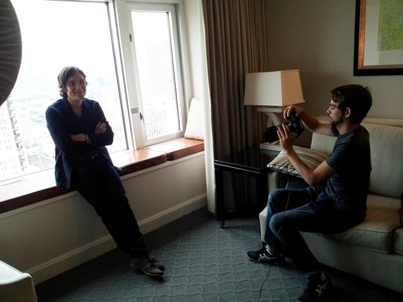 RedEye photographer Lenny Gilmore captures Cillian Murphy