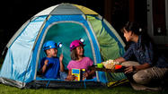 This weekend, the National Wildlife Federation encourages families to spend the night under the stars.