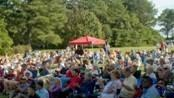 Norfolk Botanical Garden kicks off its <strong>2012 Summer Concert Series –</strong> <strong>Dancing Through the Decades</strong> Sunday June 24 from 3 p.m. to 6 p.m.
