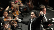 "Conductor Gustavo Dudamel is expected to lend his musical talent to a new movie about the life of Simón Bolívar, which will star Edgar Ramirez as the South American political and military figure. The movie, titled ""Libertador,"" is being directed by Alberto Arvelo Mendoza."