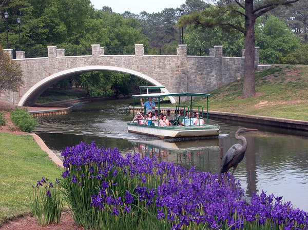 Norfolk Botanical Garden's seasonal beauty is a backdrop to its Summer Concert Series.
