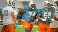 <b>Photos:</b> Miami Dolphins minicamp (June 19-21)