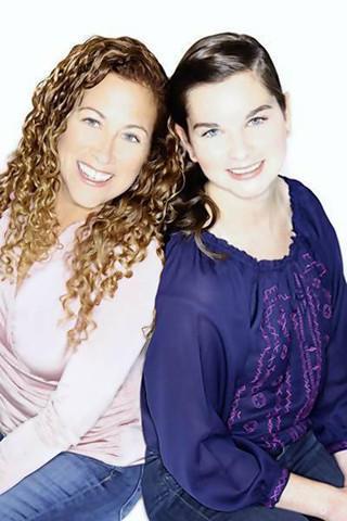Jodi Picoult, left, and Samantha van Leer wrote the book 'Between the Lines.'