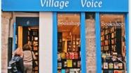 Adieu, Village Voice Bookshop