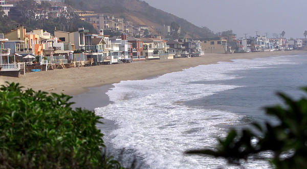 Malibu has its share of billionaires, particularly along a stretch of California coastline called Carbon Beach.   Larry Ellison is fond of Malibu and, at various times, purchased adjacent beachfront lots. He has spent hundreds of millions of dollars on trophy properties in the city and Lake Tahoe, Rancho Mirage and other locations where real estate prices are consistently high.
