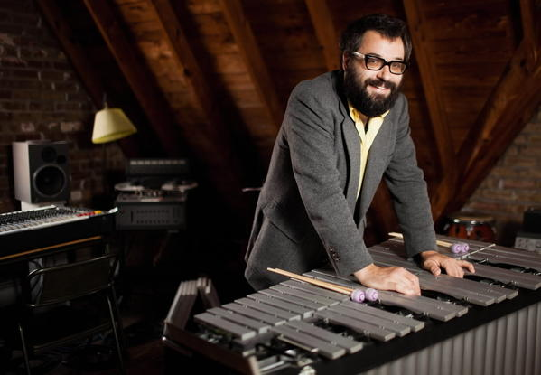 Among the latest wave of fearless experimenters, vibraphonist Jason Adasiewicz has been drawing considerable national attention, and for good reason. He addresses the instrument like no one before him, veering freely between hammered attacks and warm melody, between far-out harmony and thoroughly accessible rhythms. Perhaps because he's a drummer at heart ¿ and grew up fascinated by Frank Zappa, Jimi Hendrix and Led Zeppelin ¿ he bringsrock 'n' roll energy to jazz compositions of remarkable sophistication and unpredictability.<br><br> He also represents the apparently never-ending expansion of Chicago's new-music scene, rising up from a community that includes such leading figures as Vandermark, drummer Mike Reed, cornetist Josh Berman, cellist Fred Lonberg-Holm, drummer Frank Rosaly and uncounted others ¿ all Adasiewicz collaborators. <br><br> This weekend, Adasiewicz's career reaches a new prominence, as the vibist leads his widely admired Sun Rooms trio, with drummer Reed and bassist Nate McBride, in its first performances at the Green Mill Jazz Club.<br><br><b> Jason Adasiewicz's Sun Rooms: 9 p.m. Friday and 8 p.m. Saturday at Green Mill Jazz Club, 4802 N. Broadway; $12; 773-878-5552 or greenmilljazz.com </b><br><br>Read the full <a href=http://www.chicagotribune.com/entertainment/music/ct-ott-0622-jason-adasiewicz-20120621,0,2928352.column>Jason Adasiewicz interview</a>