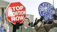 Proposed abortion regulations