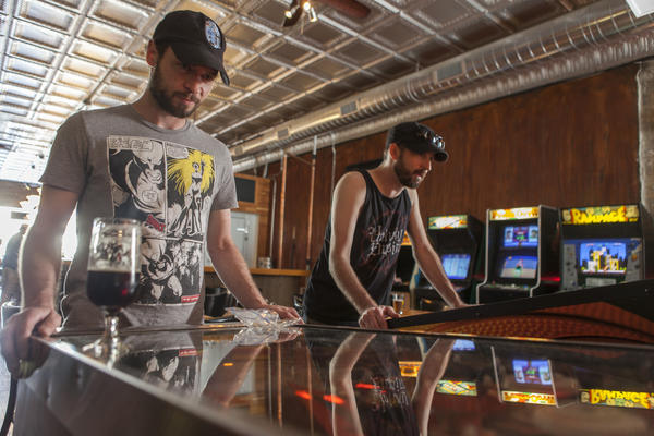 Emporium Arcade Bar opened in mid-June in Wicker Park.