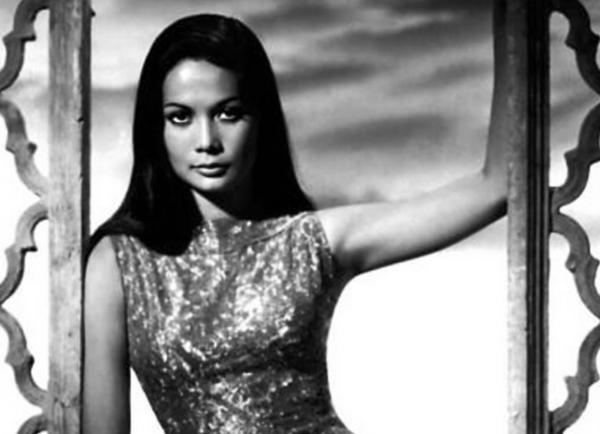 """Wonder Women"" star Nancy Kwan."