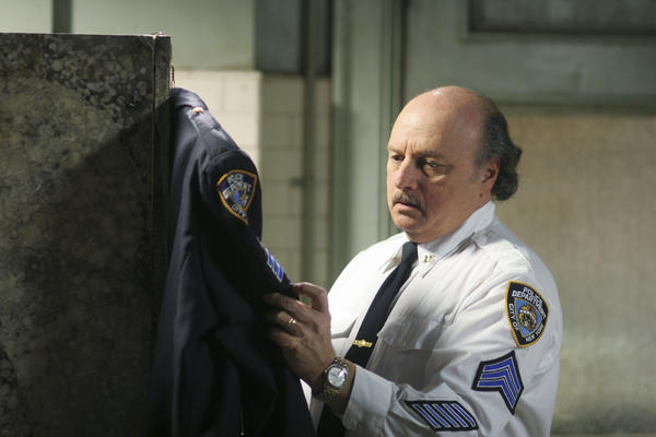 "Charlotte Ross' buttocks weren't the first ""NYPD Blue"" backside offenders. The show's Dennis Franz, who appeared as Det. Andy Sipowicz, got into hot water with a 1994 shower scene."