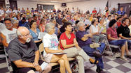 More than 200 people attend Civil War Railroad Trail meeting