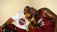 <b><big>Miami Heat, 2006 NBA Finals, June 20, 2006</big></b>