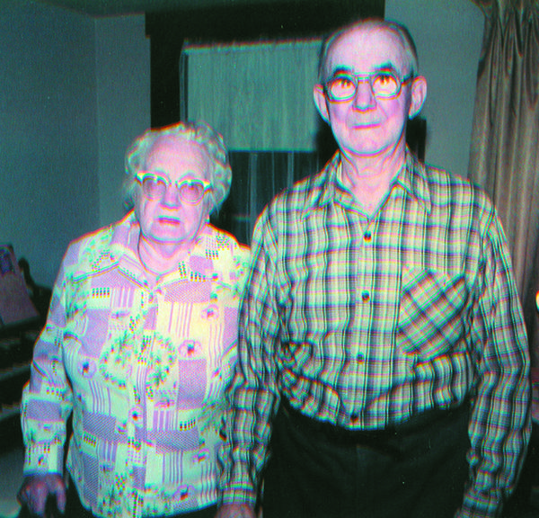 "Nora (Hittie) Ackerman and her cousin Henry Hittie talk about the ""good old days"" of their Hittie family in Northampton and Brothersvalley Townships."