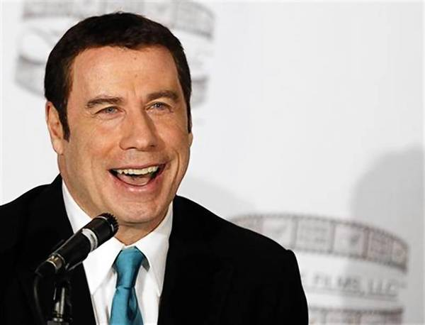 ... man who wrote a book about his alleged gay encounters with John Travolta ...
