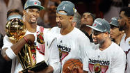 Juwan Howard, NBA champion