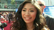 "SAN DIEGO -- Jessica Sanchez, the Chula Vista teen who sang her way to a second-place finish on the recently completed season of ""American Idol,'' is reportedly close to landing a role on the Fox television show ""Glee.''"