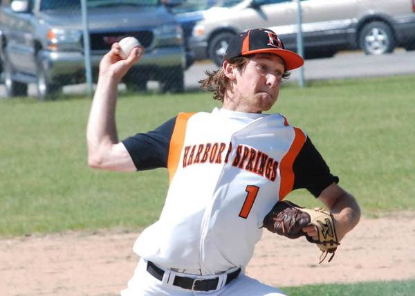 Harbor Springs senior Scott Morse earned second-team All-State honors in Division III from the Michigan High School Baseball Coaches Association.