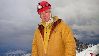 Mount Rainier climbing ranger Nick Hall, 34, was killed while rescuing a party on the mountain Thursday.