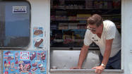 In sizzling heat that had much of the country screaming for ice cream, people in certain pockets of the nation had trouble this week finding their favorite Good Humor bars.