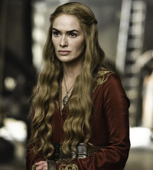 Badass Babes of TV and Movies: From 'Brave' to 'Game of Thrones': Rambunctious role: Do you have to be on the side of good to be kick-butt? Cersei Lannister on Game of Thrones is most certainly an abhorrent character, but her unwavering love for her family and quest to gain power and hold on to it by any means necessary make her the son Tywin Lannister never had.  Rough Resume: Long before Game of Thrones, Headey was kicking butt and taking names as Queen Gorgo in 300 and Sarah Connor on Terminator: The Sarah Connor Chronicles.