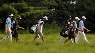 Pictures: 2012 Travelers Championship, Round Two