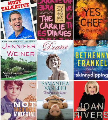 Looking for some dishy reads to throw in your carry-on this summer? Check out our list of 50 books that are must-reads for the warmer months.