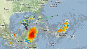 """Debby"" likely to develop in the Gulf"
