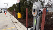 Electric vehicle owners will soon be able to charge their car in downtown Naperville.