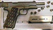 Photos: TSA weapon confiscations