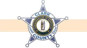 Clark County Sheriff: June 22, 2012