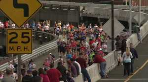 Big traffic mess likely for Rock-N-Roll Marathon, Pride Parade