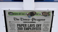 In 2005, when their city drowned, the staff of the New Orleans Times-Picayune stayed in it longer than common sense and simple prudence would dictate. People who had lost homes, loved ones, and their city itself concentrated on gathering the news and putting it out. They finally left huddled in newspaper delivery trucks, water up to the headlights, decamping to Baton Rouge, 75 miles away, where they went right back to reporting the news.