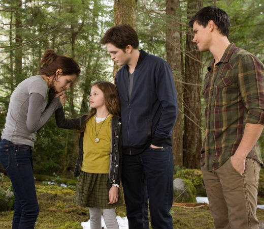 'The Twilight Saga: Breaking Dawn - Part 2' pictures: The Cullen family and Jacob