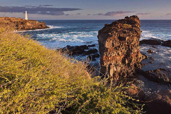 Hawaiian island of Lanai