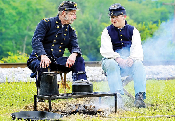 Mountaintop Heritage Days will be 9 a.m. to 10 p.m. Saturday, June 30, and Sunday, July 1, at Fort Ritchie, Lake Royer Drive, Cascade.