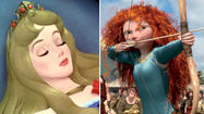 Pixar's 'Brave' shoots arrows in the princess ideal