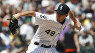 Hudson back in lineup for White Sox vs. Brewers