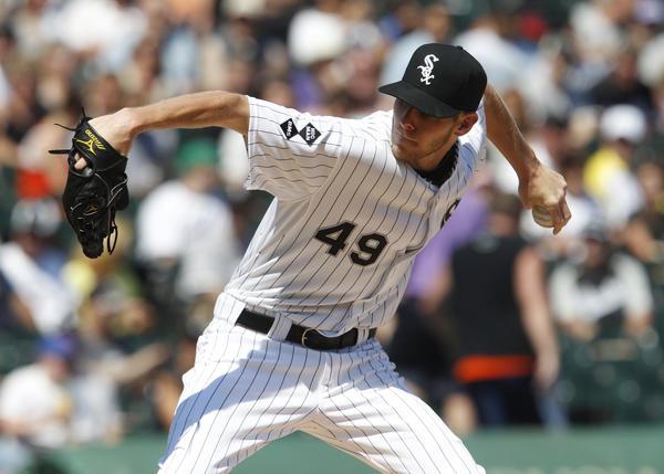 Chris Sale pitches Friday for the White Sox.