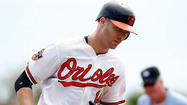 Orioles pregame: Surgery imminent for outfielder Nolan Reimold