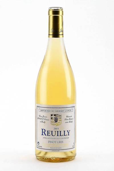 2011 Domaine de Reuilly Pinot Gris Rosé