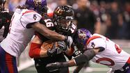 Pictures: Orlando Predators vs. New Orleans VooDoo