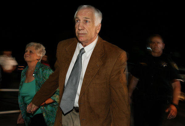 Ex-Penn St. assistant Sandusky convicted of abuse - latimes.