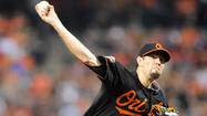Hammel dominates again as O's beat Nationals, 2-1