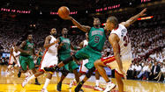<b><big>Eastern Conference Finals: Game 2--HEAT 115, Celtics 111 OT</big></b>