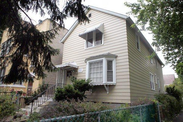 Walt Disney's birthplace at 2156 N. Tripp Ave. on the Northwest Side is up for sale.