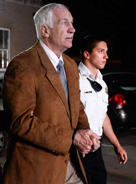 Juror says Sandusky accepted verdict, 'knew it was true ...
