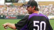 Jamie Moyer asks for his release, and it's granted by Orioles