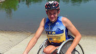 Local boy with spina bifida looks to 2016 Paralympics